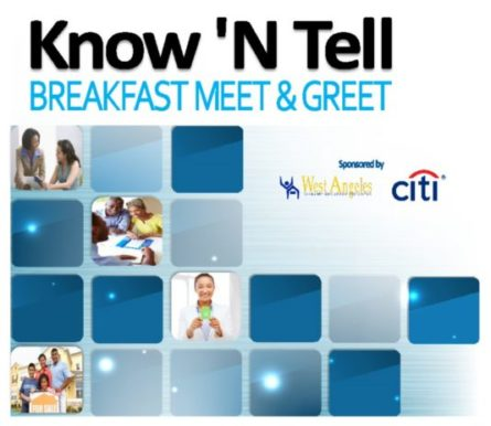 Know N Tell AD-MARCH 4th - Breakfast