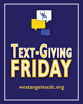 Text-Giving SPOT Banner